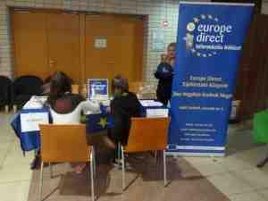 Europe Direct információs asztala